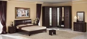 Модульная мебель для спальни фабрики УФАмебель